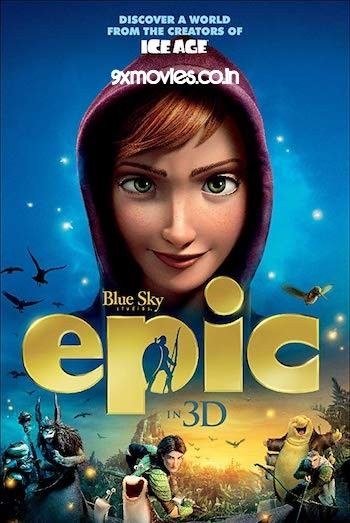 Epic 2013 Dual Audio Hindi 720p BluRay 800mb