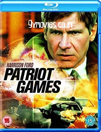 Patriot Games 1992 Dual Audio Hindi 480p BluRay 350mb