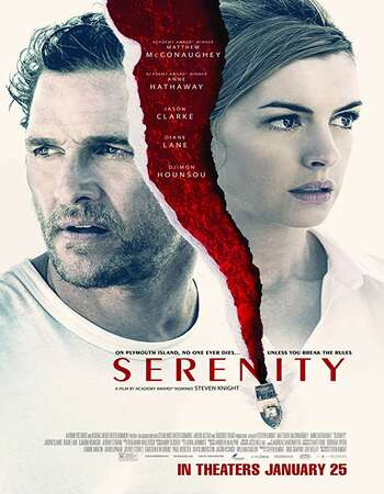Serenity 2019 English 720p BRRip 800MB