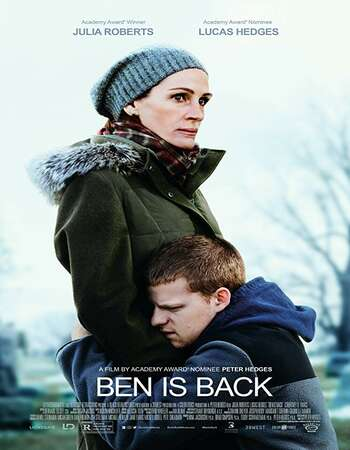 Ben Is Back 2018 English 720p Web-DL 800MB ESubs