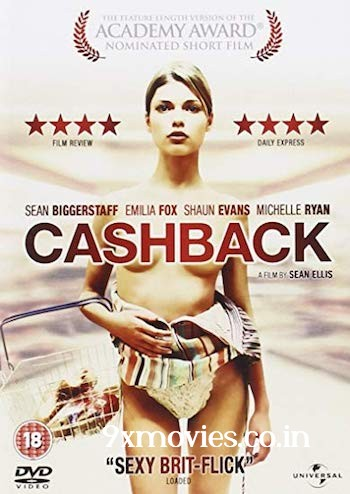 Cashback 2006 English 480p BRRip 300MB ESubs