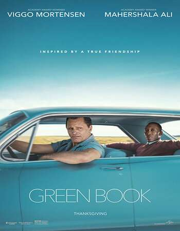 Green Book 2018 English 720p AMZN Web-DL 999MB ESubs