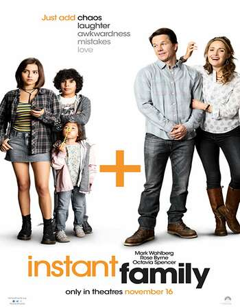 Instant Family 2018 English 720p Web-DL 900MB ESubs