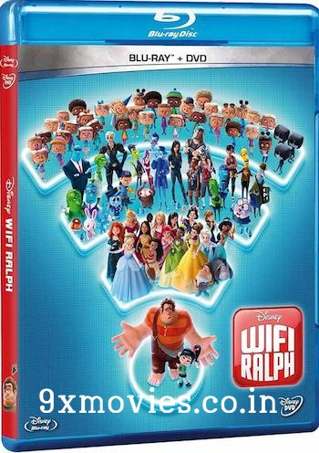 Ralph Breaks the Internet 2018 English 480p BRRip 300MB ESubs