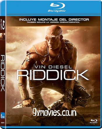 Riddick 2013 Dual Audio Hindi 480p BluRay 350MB