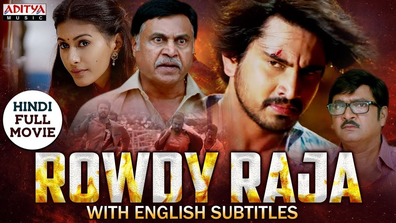 Rowdy Raja 2019 Hindi Dubbed 720p HDRip x264