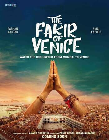 Fakir of Venice 2019 Full Hindi Movie 480p HDRip Download