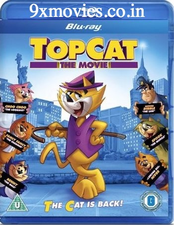 Top Cat The Movie 2011 Hindi Dubbed 480p HDRip 280mb