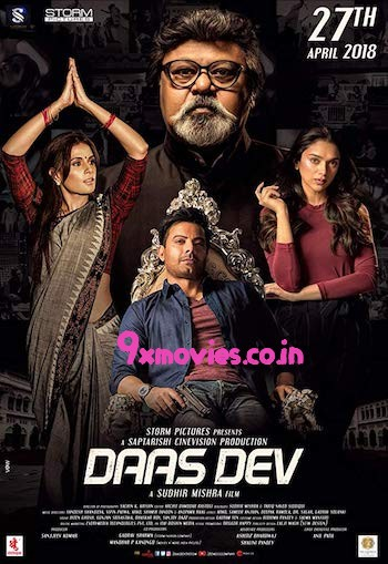 Daas Dev 2018 Hindi 480p WEB-DL 350mb