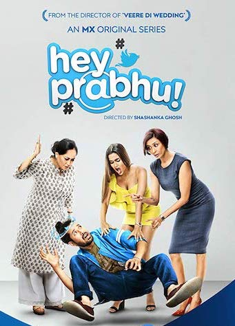 Hey Prabhu 2019 WEB Series Complete Hindi 720p WEB-DL 1.6GB