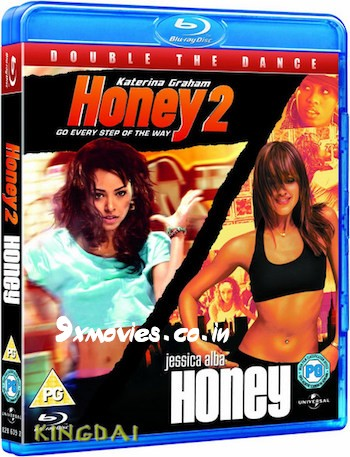 Honey 2 (2011) Dual Audio Hindi 480p BluRay 300mb