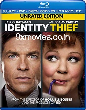 Identity Thief 2013 Dual Audio Hindi UNRATED 720p BluRay 990mb