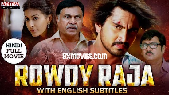 Rowdy Raja 2019 Hindi Dubbed 720p HDRip 900mb