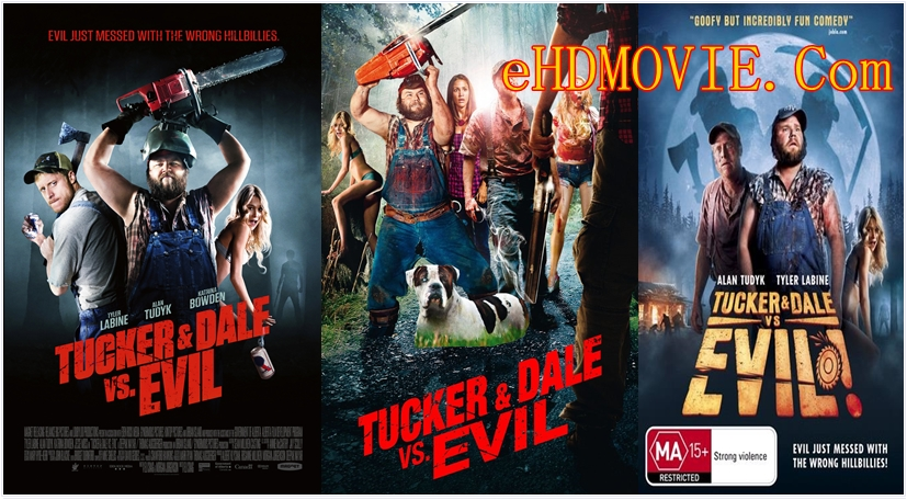 Tucker and Dale vs Evil 2010 English 720p – 480p ORG Blu-Ray 300MB – 650MB ESubs