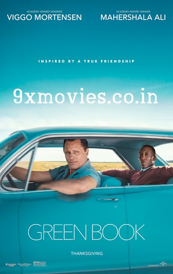 Green Book 2019 English 480p WEB-DL 350MB ESubs