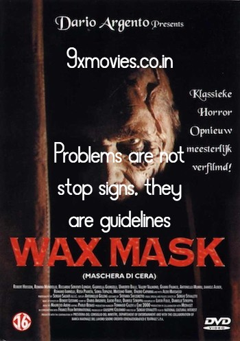 The Wax Mask 1997 Dual Audio Hindi UNRATED 720p BluRay 800mb