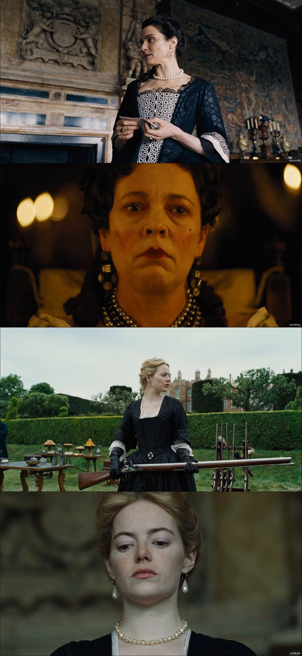 The Favourite 2018 Dual Audio Hindi English BluRay Full Movie Download HD