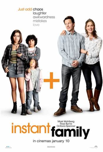 Instant Family 2018 English 480p BRRip 300MB ESubs