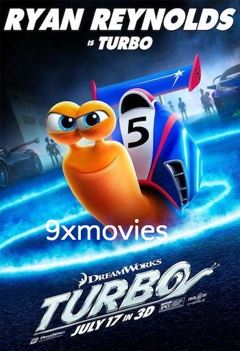 Turbo 2013 Dual Audio Hindi 720p BluRay 800mb
