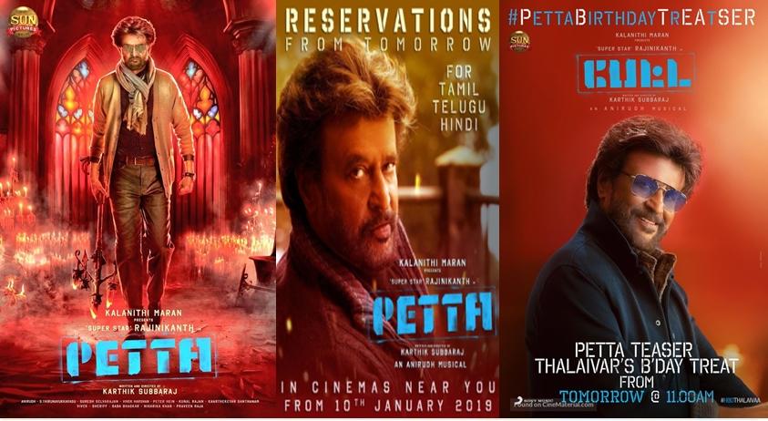 Petta 2019 Hindi 720p – HEVC – 480p WEB-DL – 500MB – 750MB – 1.4GB ESubs