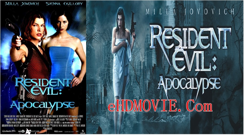 Resident Evil Apocalypse 2004 Dual Audio [Hindi – English] 720p – 480p ORG Blu-Ray 300MB – 800MB ESubs