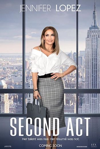 Second Act 2018 English 720p WEB-DL 850MB ESubs
