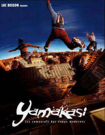 Yamakasi 2001 Hindi Dual Audio 300MB Web-DL 480p ESubs