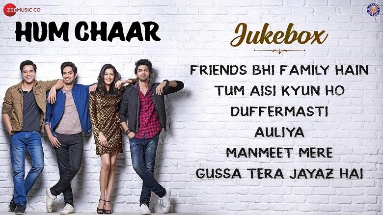 Hum Chaar Full Movie Watch Online