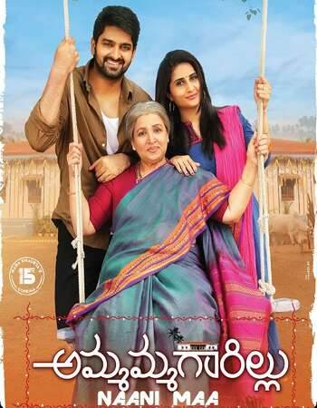 Ammammagarillu 2018 UNCUT Hindi Dual Audio HDRip Full Movie 480p Download
