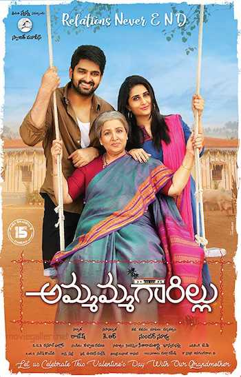 Ammammagarillu 2018 UNCUT Dual Audio Hindi Movie Download