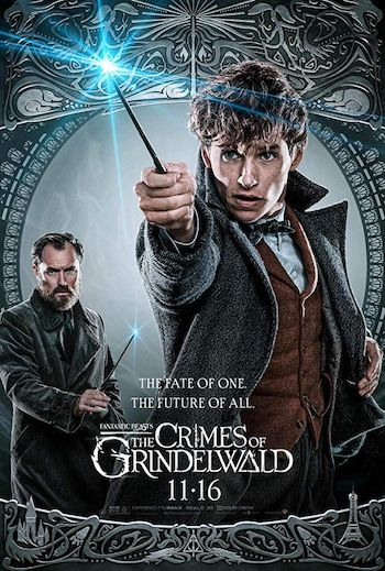 Fantastic Beasts The Crimes Of Grindelwald 2018 Dual Audio ORG Hindi Movie Download