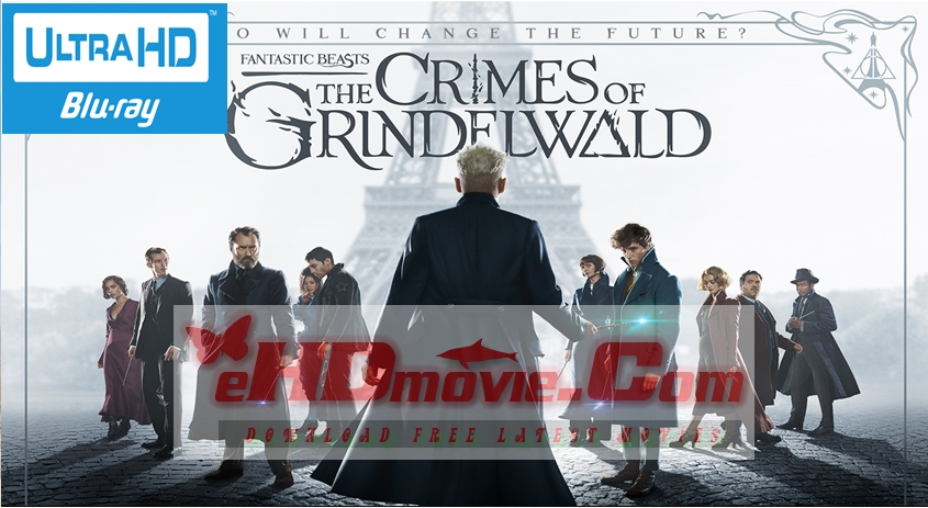 Fantastic Beasts: The Crimes of Grindelwald 2018 Dual Audio [Hindi – English] 1080p – 720p – 480p ORG Blu-Ray 450MB – 700MB - 1.5GB – 3GB ESubs