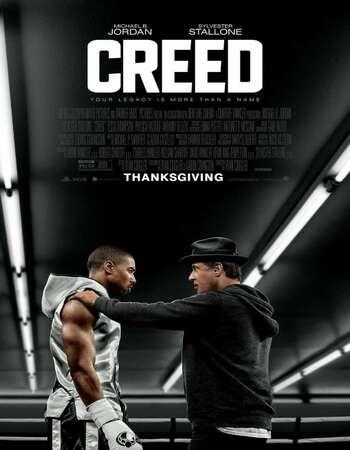 Creed 2015 Hindi Dual Audio BRRip Full Movie 720p HEVC Download