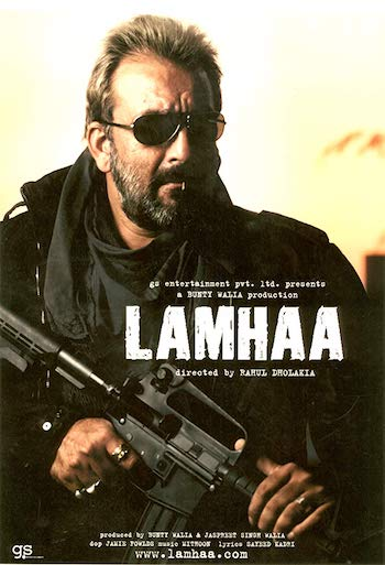 Lamhaa The Untold Story Of Kashmir 2010 Hindi 720p DVDRip 800mb