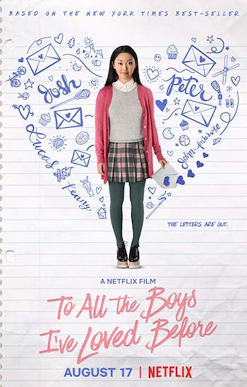 To All The Boys Ive Loved Before 2018 Dual Audio Hindi Movie Download