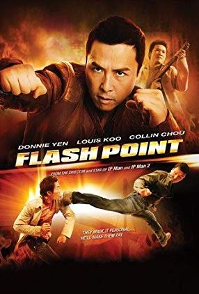 Flash Point 2007 Dual Audio Hindi English BluRay Full Movie Download HD