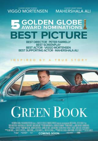 Green Book 2018 English BluRay Full Movie Download HD