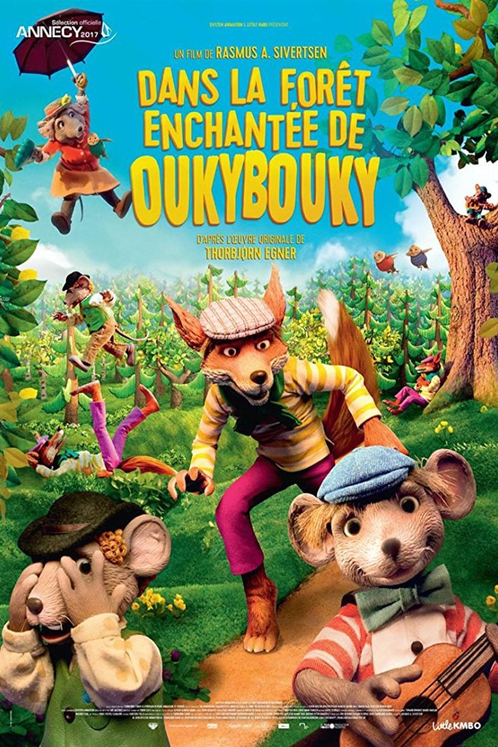 In The Forest Of Huckybucky 2016 Dual Audio Hindi Bluray Movie Download