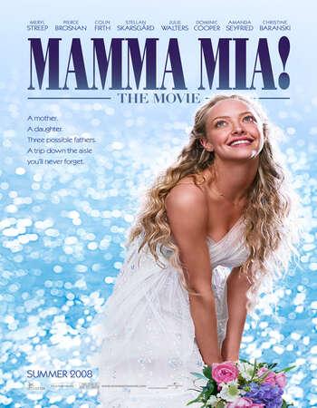 Mamma Mia 2008 Hindi Dual Audio BRRip Full Movie 720p Download