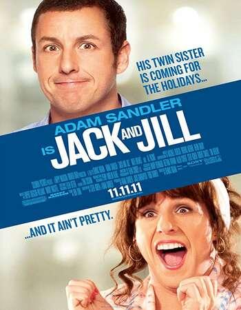 Jack and Jill 2011 Hindi Dual Audio BRRip Full Movie 720p Download