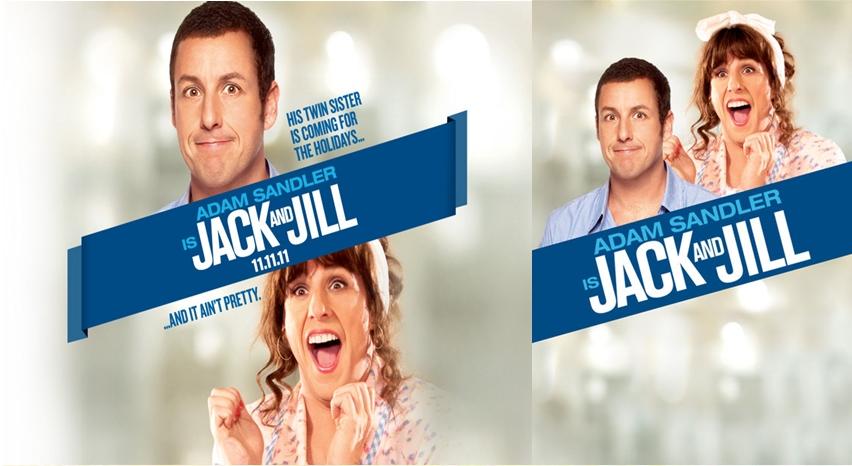 Jack and Jill 2011 Dual Audio [Hindi – English] 720p – 480p ORG Blu-Ray 300MB – 900MB ESubs