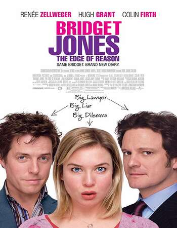 Bridget Jones The Edge of Reason 2004 Hindi Dual Audio BRRip Full Movie 720p Download