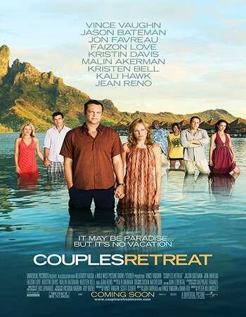 Couples Retreat 2009 Hindi Dual Audio BRRip Full Movie 480p Download