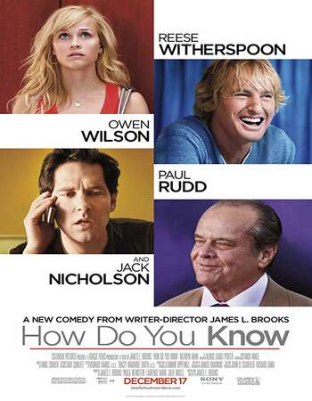 How Do You Know 2010 Hindi Dual Audio BRRip Full Movie 720p Download