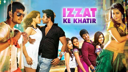 Izzat Ke Khatir 2019 Hindi Dubbed Full Movie 720p Download