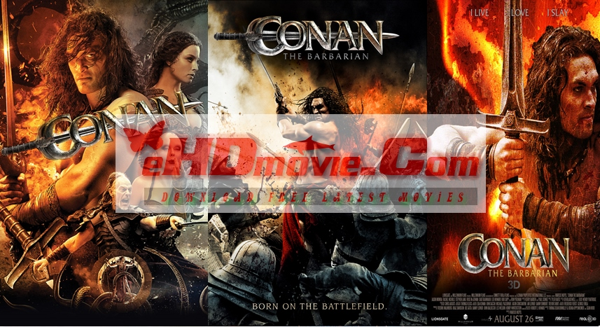 Conan The Barbarian 2011 Dual Audio [Hindi – English] 720p – 480p ORG Blu-Ray 400MB – 750MB ESubs