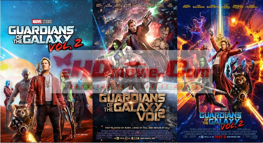 Guardians of the Galaxy Vol 2 2017 Dual Audio [Hindi – English] 1080p – 720p – 480p ORG Blu-Ray 400MB – 600MB - 1.1GB – 4GB ESubs