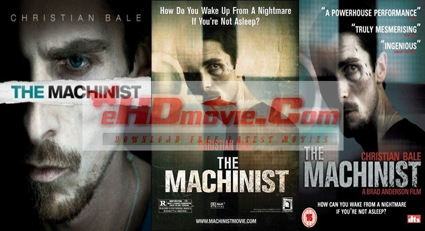 The Machinist 2004 Dual Audio [Hindi – English] 720p – HEVC – 480p ORG Blu-Ray – 350MB – 500MB – 1GB ESubs