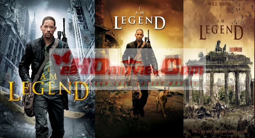 I Am Legend 2007 Dual Audio [Hindi – English] 720p – 480p ORG Blu-Ray 300MB – 1.1GB ESubs