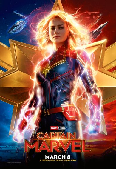 Captain Marvel 2019 Dual Audio Hindi English HDCAM Full Movie Download HD